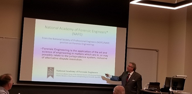Forensic Engineering And Expert Witness Ieee Foothill January 13 2020 Ieee Foothill Section